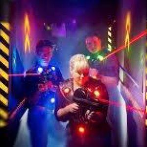 lasertag arena